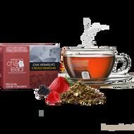 Chá Vermelho e Frutas Vermelhas from chá leão
