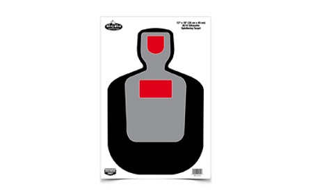 handgun pistol target