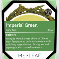 Imperial Green Pre Qing Ming Long Jing from Mei Leaf