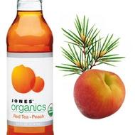Peach Red Tea from Jones Soda, Inc.