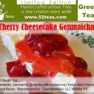 Cherry Cheesecake Genmaicha from 52teas
