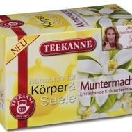 Muntermacher (High-Spirited Doer) from Teekanne