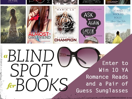 A Blind Spot for Books! - BookSparks