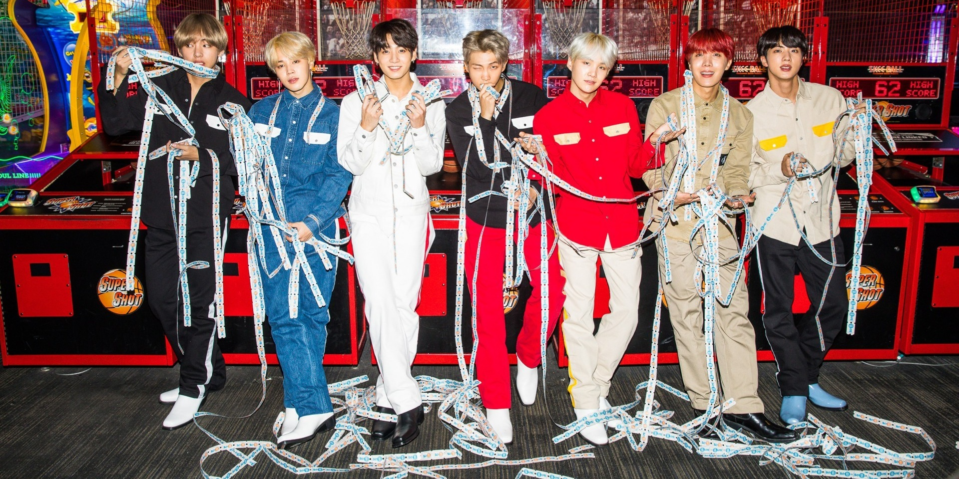 Tickets for BTS' January show in Singapore completely sold out