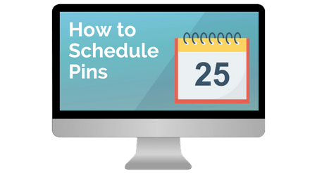 how to use a Pinterest scheduler for beginners