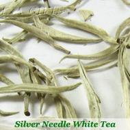 Certified Organic * Bai Hao Yin Zhen * Silver Needle White Tea from China Gifts (eBay store)