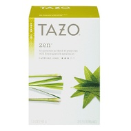 Green Tea with Lemongrass and Spearmint from Tazo