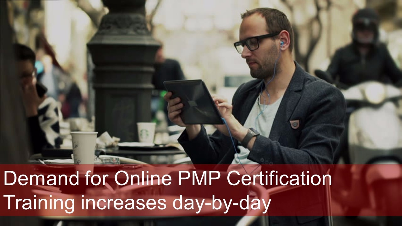 online pmp certification training