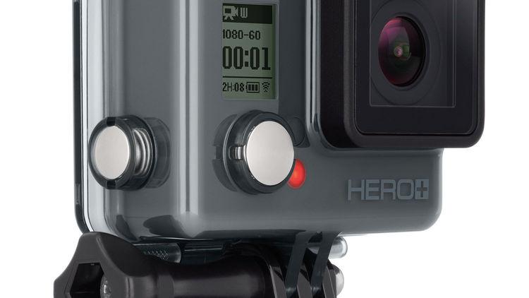 GOPRO Hero+LCD Action Camera