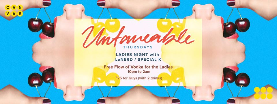 Untameable: Ladies Night