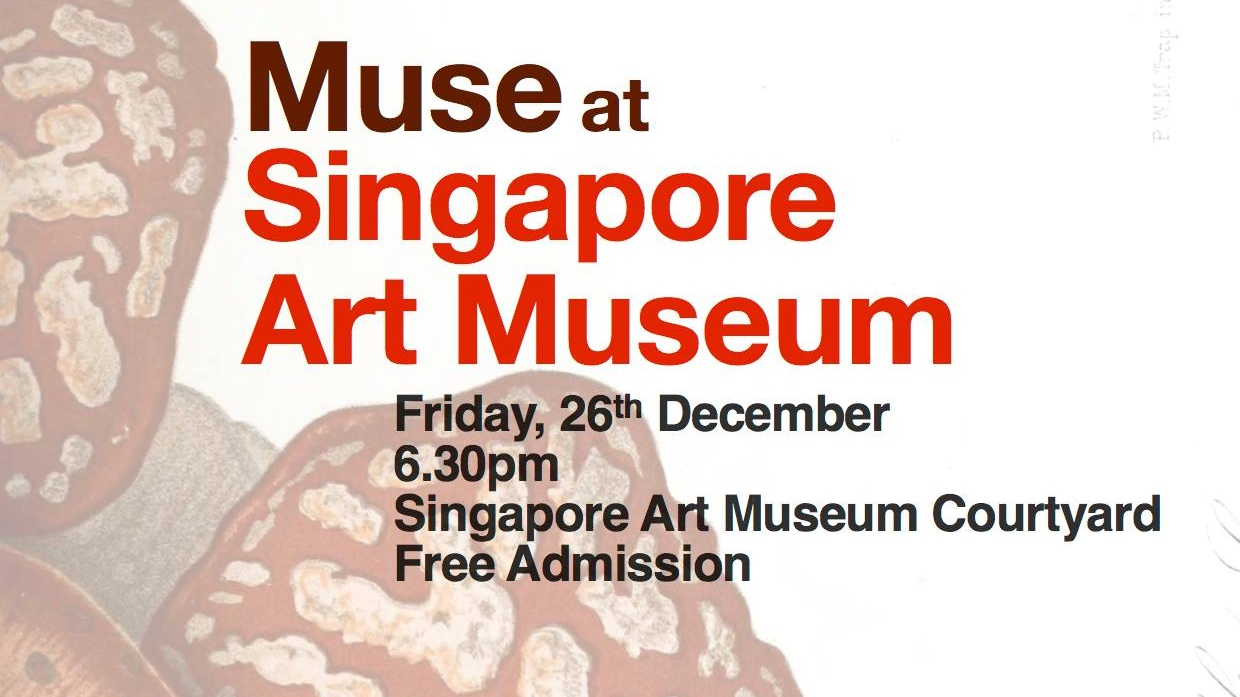Muse at Singapore Art Museum