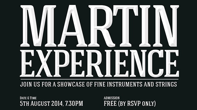The Martin Experience