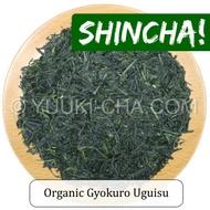 Organic Gyokuro Uguisu from Yuuki-cha
