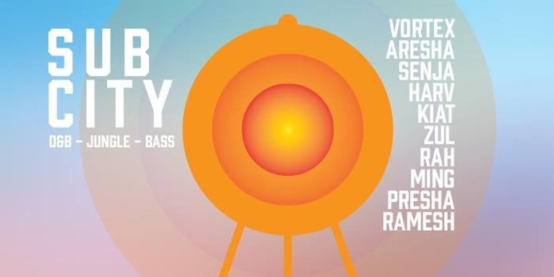 Sub City returns with an all-star, liquid-funk drum & bass BBQ at kult kafé