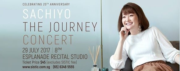 Sachiyo - The Journey Concert 〜Celebrating 20th Anniversary〜