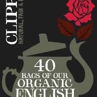 Organic English Breakfast from Clipper