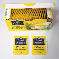 Green Tea Lemon from Lord Nelson