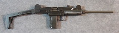 IMI Action Arms Uzi Model A 9mm 16""