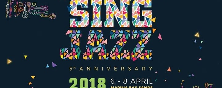 Singapore International Jazz Festival 2018