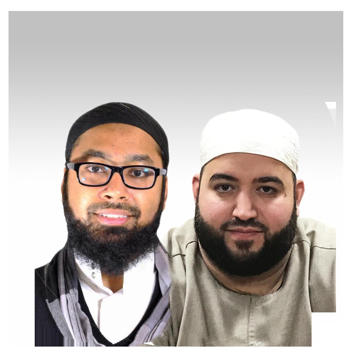 Osama Salhia & Mufti Niaz