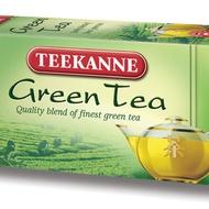 Green Tea from Teekanne
