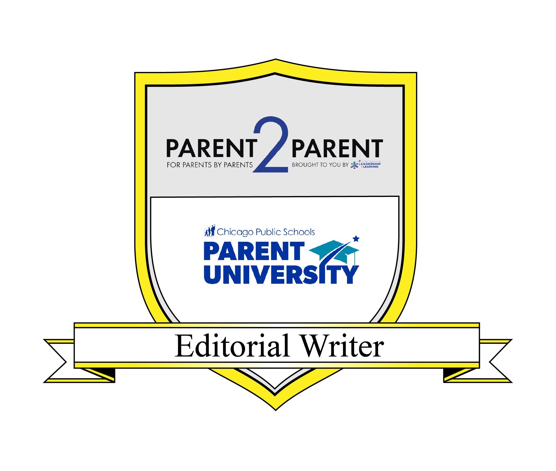 Parent 2 Parent Editorial Writer
