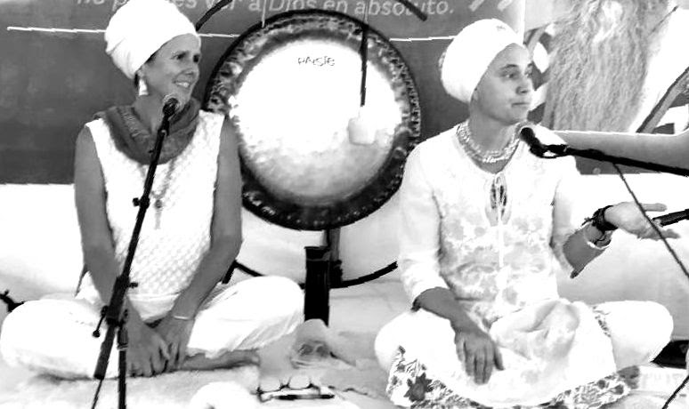 Dr. Arjan and Deva Khalsa