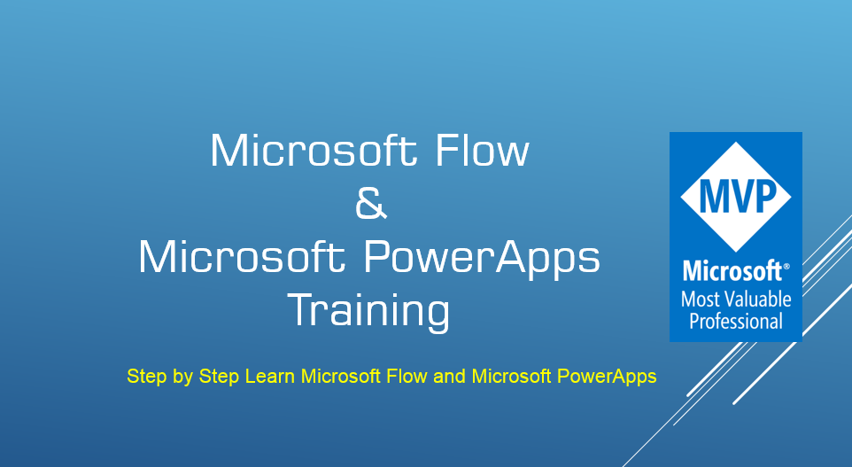 Microsoft Flow and PowerApps Training | SharePointSky