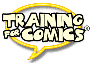 Training for comics