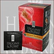 Caramel Rooibos from Higgins & Burke