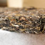 Master Han's 2012 Sheng Pu'er from Verdant Tea