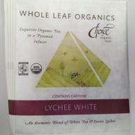 Lychee White from Choice Organic Teas