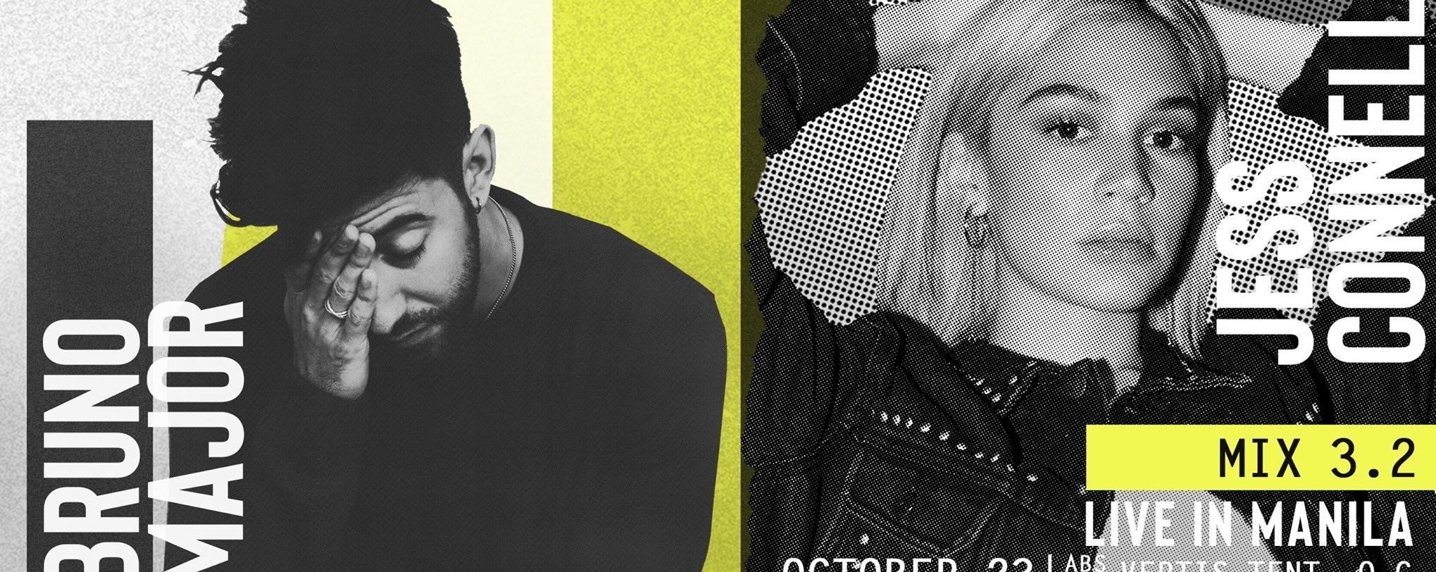 Karpos Live Mix 3.2 // Bruno Major + Jess Connelly