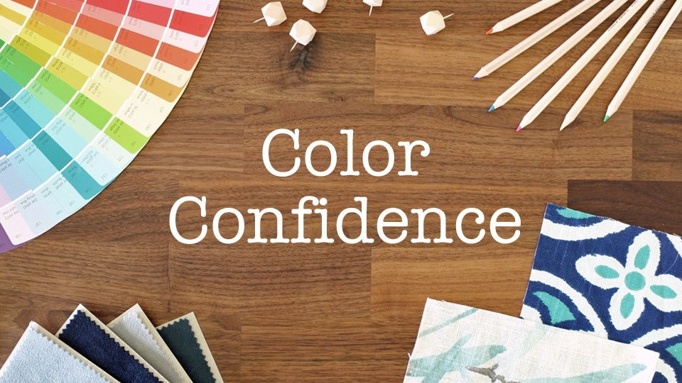 Color Confidence School Of Decorating