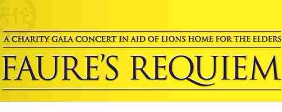 Vocal Associates Charity Gala in Aid of Lion's Home
