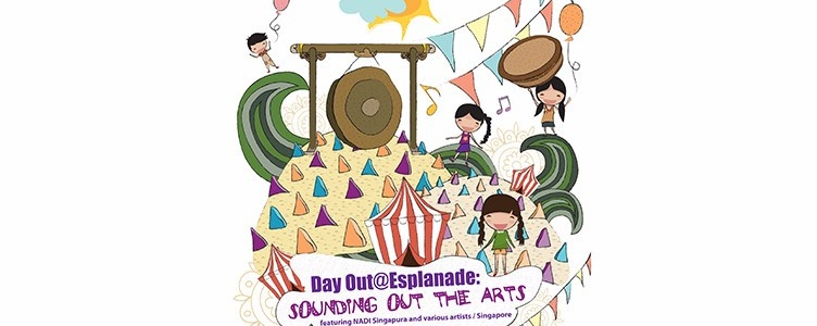 Day Out@Esplanade: Sounding Out the Arts