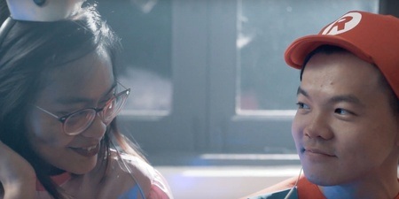 PREMIERE: Sparks fly between Mario and Princess Peach in Xingfoo&Roy's new video for 'In Another Castle' – watch