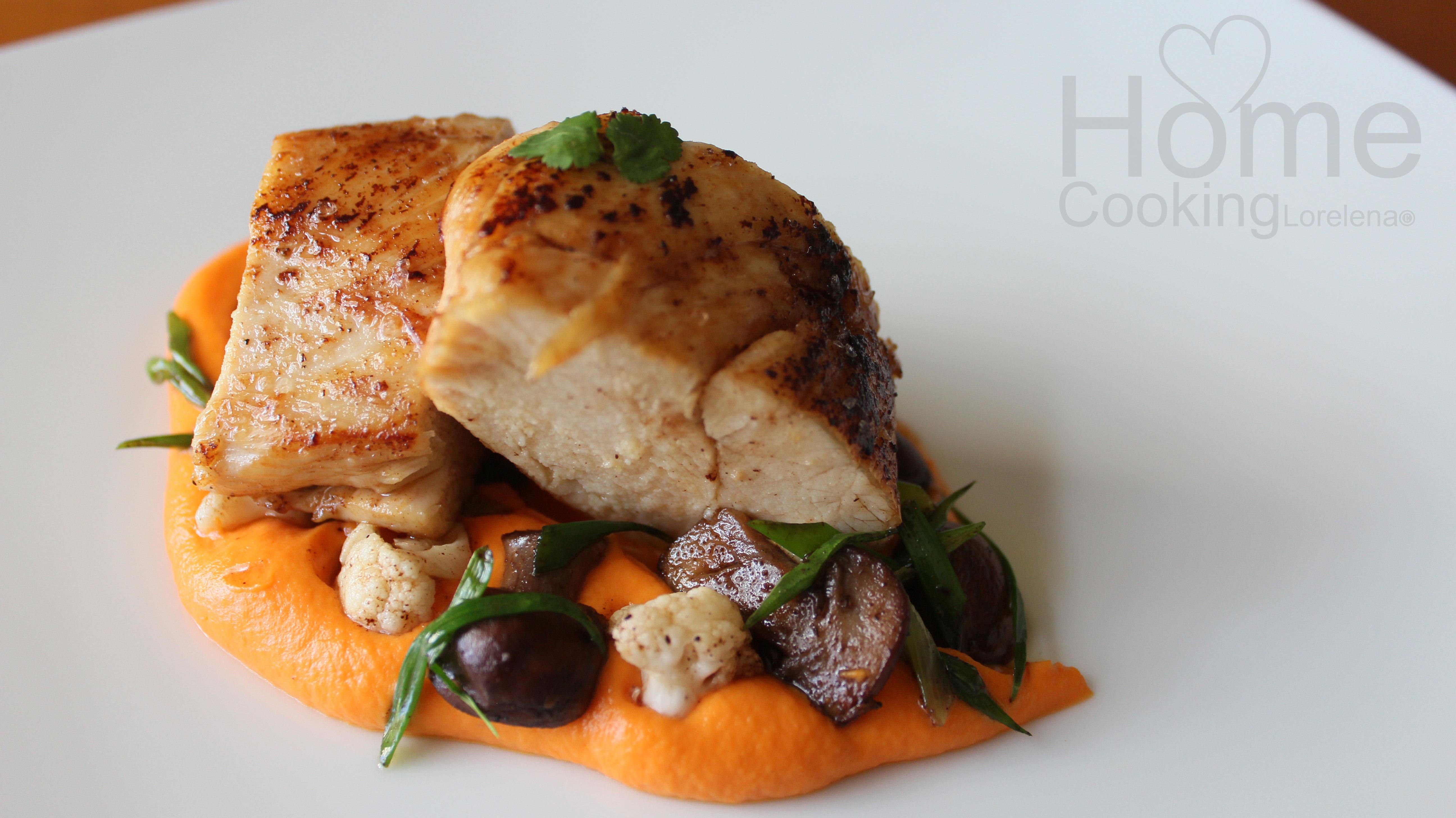 Fried chicken breast recipes uk