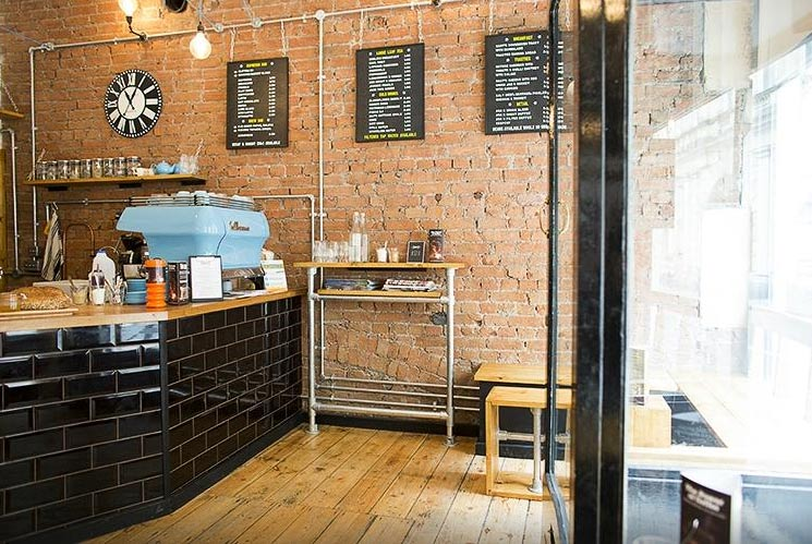 BRISTOL'S BEST COFFEE SHOPS