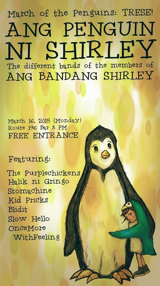 March of the Penguins: Trese! Ang Penguin ni Shirley