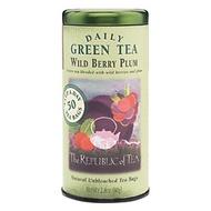Wild Berry Plum from The Republic of Tea