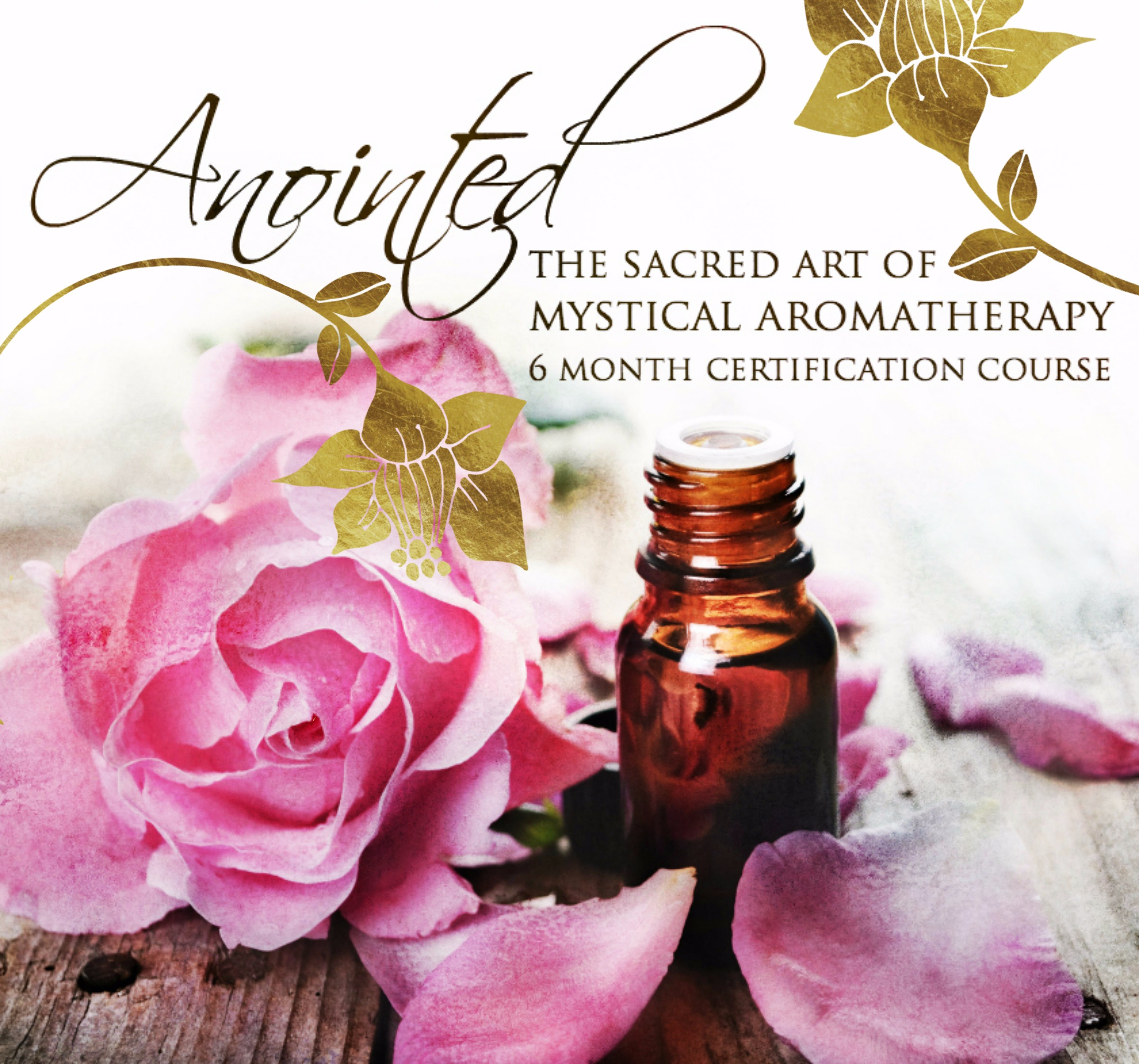 Sign Up For Anointed The Sacred Art Of Mystical Aromatherapy Self