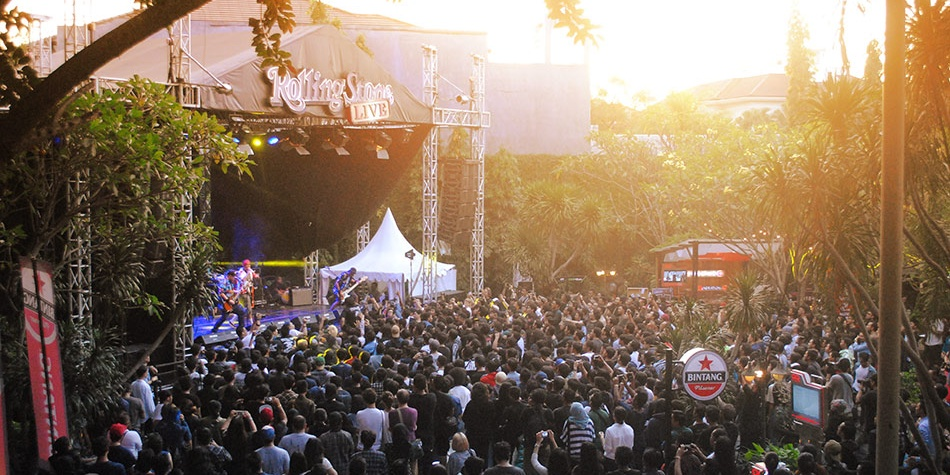 Rolling Stone Indonesia's 12th Anniversary to feature The SIGIT, Scaller, Barasuara and more