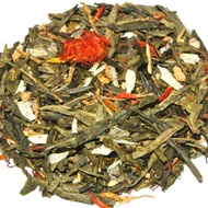 Coconut Ginger Calypso Green Tea from LuxBerry Tea