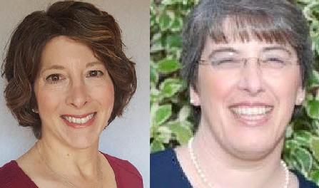 Sharyn Sheldon and Debbie Benstein