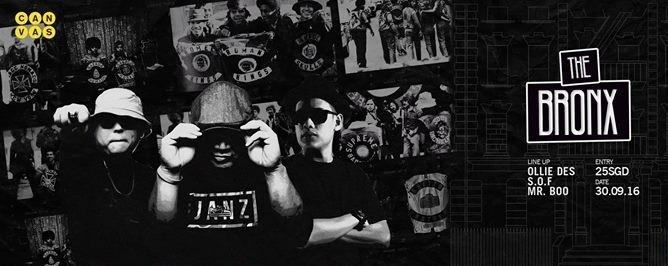The Bronx ft Ollie Des, S.O.F & Mr Boo