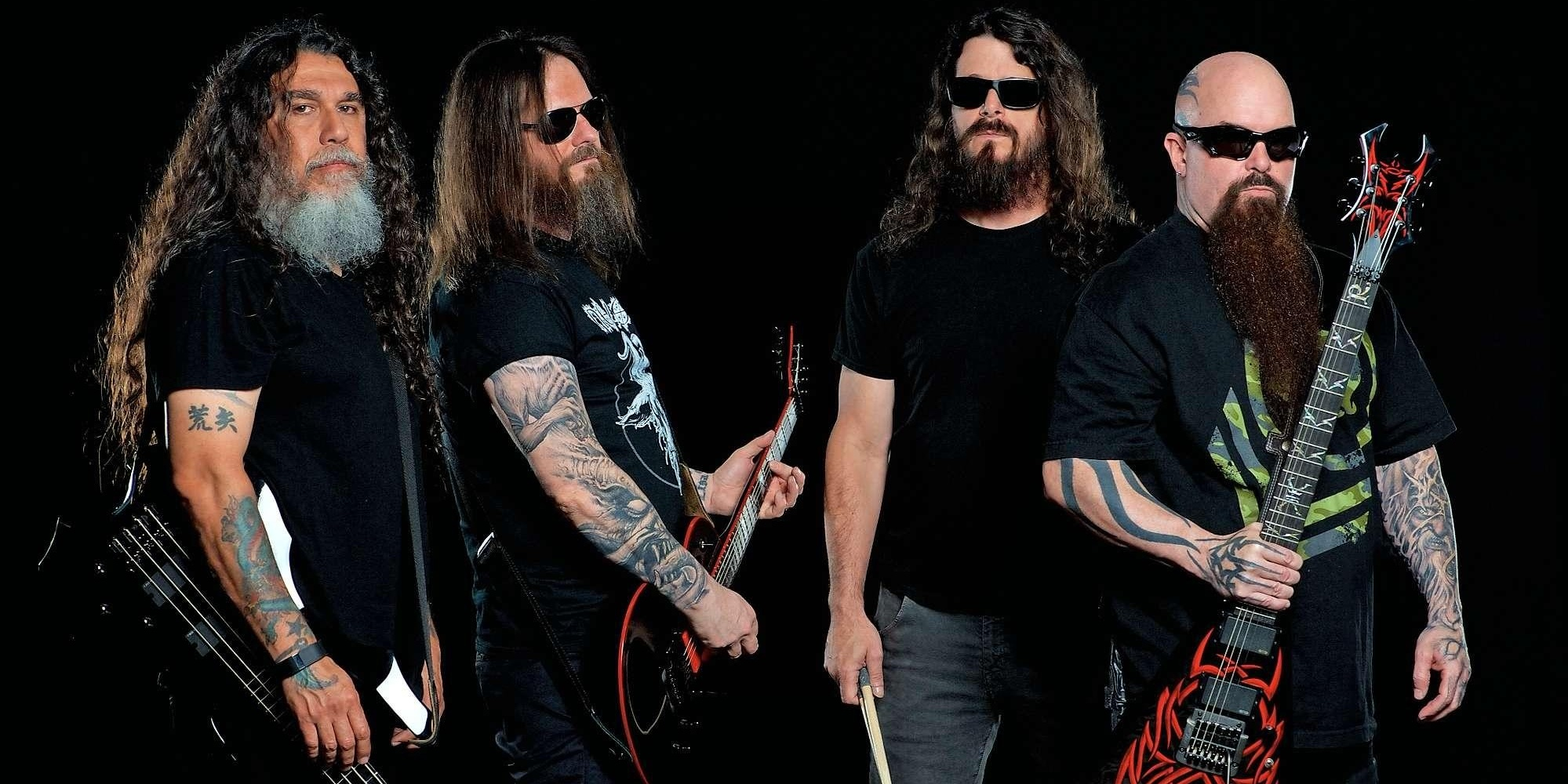 Slayer extends final world tour to the end of 2019