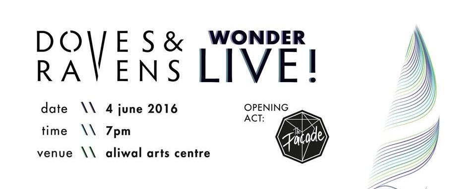 Doves & Ravens \\ Wonder LIVE!