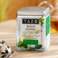 Refresh (Full Leaf Tea in Sachets) from Tazo