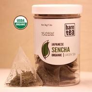 Organic Japanese Sencha from Bare Tea